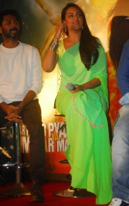 Sonakshi Sinha Sexy Photos At R Rajkumar Movie Trailer Launch 6