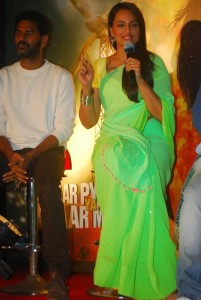 Sonakshi Sinha Sexy Photos At R Rajkumar Movie Trailer Launch 8
