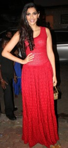 Sonam Kapoor Sexy Images At Farfetch Le Mill Store Launch