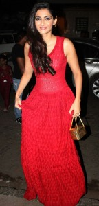 Sonam Kapoor Sexy Pictures At Farfetch Le Mill Store Launch