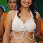 Sonia Agarwal Hot Navel Photos in Oru Nadigaiyin Vakkumoolam Movie