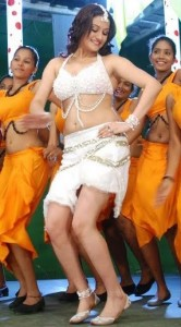 Sonia Agarwal Hot Navel Photos in Oru Nadigaiyin Vakkumoolam Movie 6