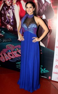 Sunny Leone Hot Photos At Jackpot Movie Trailer Launch 10