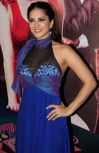 Sunny Leone Hot Images At Jackpot Movie Trailer Launch
