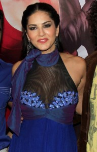 Sunny Leone Hot Photos At Jackpot Movie Trailer Launch 3