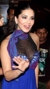 Sunny Leone Hot Photos At Jackpot Movie Trailer Launch 4