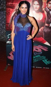 Sunny Leone Hot Photos At Jackpot Movie Trailer Launch 6