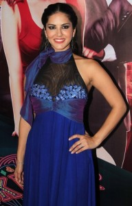 Sunny Leone Hot Photos At Jackpot Movie Trailer Launch 9