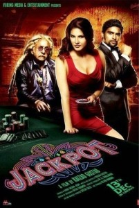 Sunny Leone Jackpot Movie Hot Posters