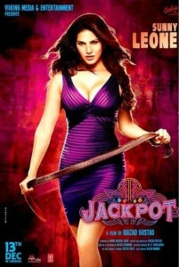Sunny Leone Jackpot Movie Latest Hot Posters, Wallpapers