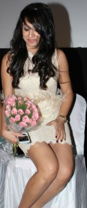 Trisha Hot Photos At Endrendrum Punnagai Movie Audio Launch 12