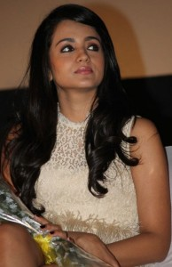 Trisha Hot Photos At Endrendrum Punnagai Movie Audio Launch 2
