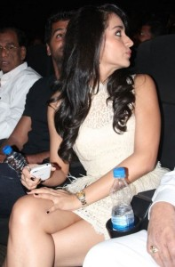 Trisha Hot Photos At Endrendrum Punnagai Movie Audio Launch 5