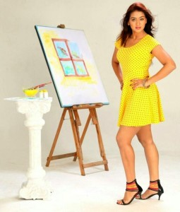 Tamil Actress Varsha Ashwathi Hot Photoshoot Pics