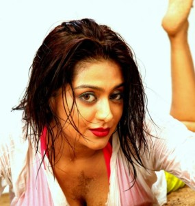 Tamil Actress Varsha Ashwathi Hot Photoshoot Stills