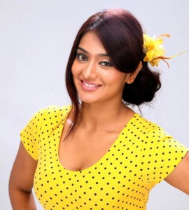 Actress Varsha Ashwathi Latest Hot Photoshoot Stills