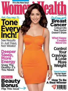 Yami Gautam Hot Photoshoot For Women's Health Magazine October 2013 (1)