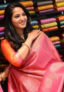 Anushka Kalamandir Showroom Launch Photos 2