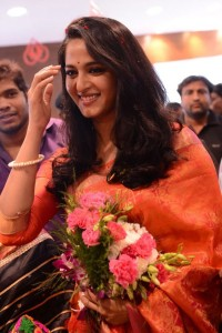 Anushka Kalamandir Showroom Launch Photos 3