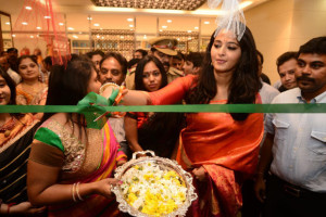 Anushka Kalamandir Showroom Launch Photos 6