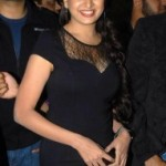 Poonam Kaur Hot Spicy Photos in Black Dress