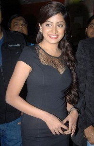 Poonam Kaur Hot Spicy Photos in Black Dress 2