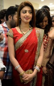 Pranitha Kalamandir Showroom Launch Photos 2