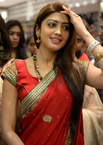 Pranitha Kalamandir Showroom Launch Photos 3