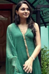 Andrea Jeremiah Photos At Puthiya Thiruppangal Audio Launch 7
