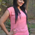 Anjali Cute Photos At Settai Movie Press Meet