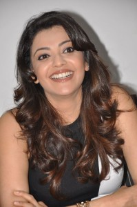 Kajal Agarwal Latest Photos At Yevadu Movie Interview 3