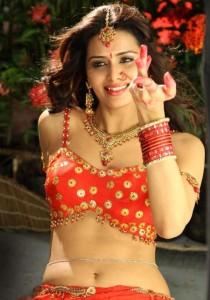 Meenakshi Dixit Hot Photos in Devaraya Movie 1