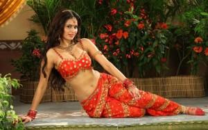 Meenakshi Dixit Hot Photos in Devaraya Movie 13