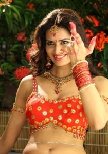 Meenakshi Dixit Hot Photos in Devaraya Movie 2