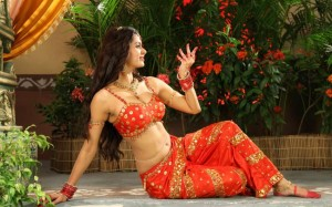 Meenakshi Dixit Hot Photos in Devaraya Movie 9