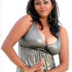 Namitha Hot Spicy Cleavage Show Images