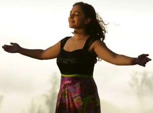 Nithya Menon Sexy Pictures At Beach 3