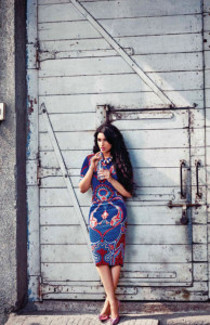 Parineeti Chopra Vogue Magazine February 2014 Photos 2
