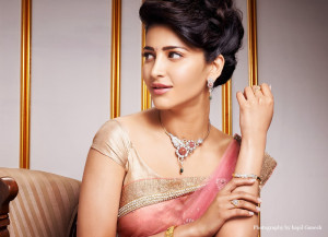 Shruti Hassan Jewel One Photoshoot Photos 1