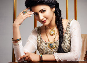 Shruti Hassan Jewel One Photoshoot Photos 2