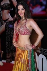 Sunny Leone Hot Pics at Shootout At Wadala Movie Song Launch 6