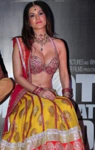 Sunny Leone Hot Pics at Shootout At Wadala Movie Song Launch 8