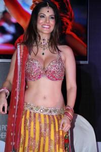 Sunny Leone Hot Pics at Shootout At Wadala Movie Song Launch 9