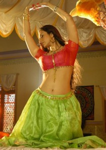 Tabu Hot Navel Show Photos Gallery 4
