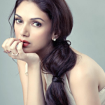 Aditi Rao Hydari Femina Salon and Spa January 2014 Photos