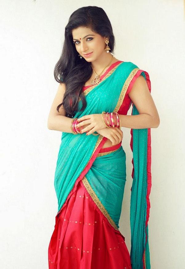 Aishwarya Menon Hot Sexy Photoshoot Photos Actress Oviya Cleavage