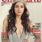 Alia Bhatt CineBlitz March 2014 Magazine Photos