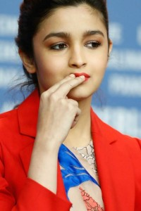Alia Bhatt Latest Cute Images At Highway Movie Promotion 3