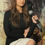 Alia Bhatt Photos At Highway Movie Promotion