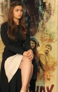 Alia Bhatt Photos At Highway Movie Promotion
